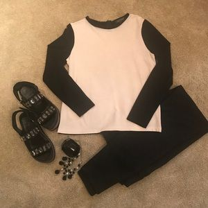 Ralph Lauren Ponte Knit top